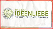 Ideenliebe - Eine Kampagne des BDI