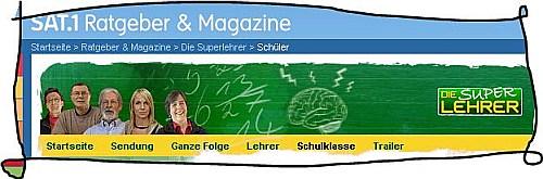 Die_Superlehrer_Sat1_2009_Juni